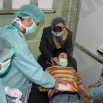 نشطاء سوريون يتهمون النظام باستخدام غازات سامة.. والجيش ينفي