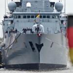 سفينة حربية ألمانية تتجه لبحر الصين الجنوبي وسط توترات مع بكين