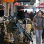 فيديو| اعتقال شخصين خططا لهجمات إرهابية في بروكسل