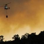 إسبانيا تنشر طائرات لمكافحة حرائق الغابات