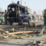 12 قتيلا بهجوم انتحاري شمال غرب باكستان