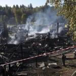 مقتل 3 أشخاص في حريق بروسيا أشعله متقاعد غاضب