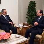 الرئيس اليمني يشيد بدور مصر في الدفاع عن أراضي بلاده