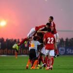 الأهلي المصري يطالب بملاعب خاصة في مباريات الدوري