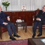 سفير مصر في بيروت: نتطلع لإنهاء الفراغ السياسي في لبنان