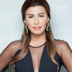 صور| نادين الراسي تحتفل بالعام الجديد على طريقتها الخاصة