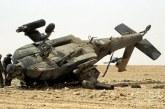 تحطم مروحية عسكرية في أوكرانيا ومقتل طاقمها