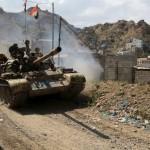 القوات اليمنية تتقدم في شبوة جنوب اليمن