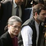 الإفراج بكفالة عن سونيا غاندي وابنها راؤول في قضية فساد