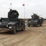 القوات العراقية تطوق المجمع الحكومي في الرمادي