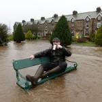 صور بريطانيا.. أعلي درجات التحذير من طقس