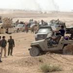 القوات العراقية تستعيد بلدة الرطبة من تنظيم «داعش»