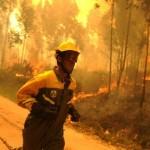 اشتعال 100 حريق في منطقة أستوريا الإسبانية