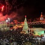 الموصل تحتفل بأول عيد للميلاد بعد انتصار العراق على داعش