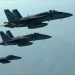 التحالف الدولي ينفذ 17 ضربة ضد «داعش» في سوريا والعراق