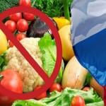 روسيا تفرض حظرا غذائيا على أوكرانيا