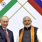اتفاق عسكري بـ6 مليارات دولار بين الهند وروسيا