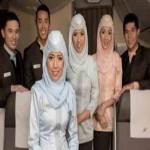 شركة طيران إسلامية جديدة في ماليزيا تبدأ رحلاتها بالدعاء