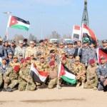 تدريبات مشتركة بين جيش الأردن ومصر