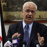 عريقات: متمسكون بحقوقنا غير القابلة للتصرف.. وندعو حماس لتنفيذ اتفاق 2017
