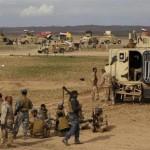 القوات العراقية تدخل وسط مدينة الرمادي الخاضعة لسيطرة