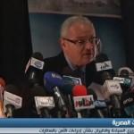 فيديو  وزير مصري: اختيار شركة عالمية لتقييم أمن المطارات