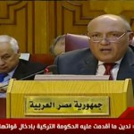 مصر تطالب تركيا بالانسحاب الفوري من العراق بدون شروط