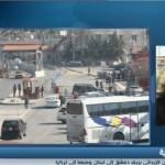 فيديو| بدء تبادل الجرحى بين الجيش السوري والمعارضة