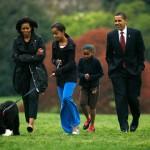 أوباما يبدأ عطلته مع أسرته في هاواي