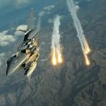 التحالف الدولي ينفذ 17 ضربة ضد «داعش» في العراق وسوريا