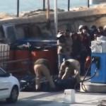 مقتل عشرة مهاجرين غرقا قرب جزيرة يونانية