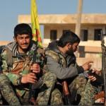مقاتلون أكراد يستردون جثة جندي روسي من تنظيم داعش