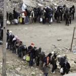 تنفيذ اتفاق لإجلاء مسلحين في سوريا الإثنين