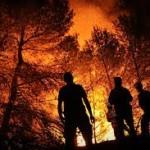 حرائق الغابات تحتدم في شمال إسبانيا بعد نوبة جفاف غير معتاد