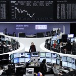 تعاف فاتر للأسهم الأوروبية رغم استمرار المخاوف من حرب تجارية