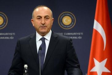 وزير الخارجية التركي يبحث سوريا وكولن مع وزير الخارجية الأمريكي