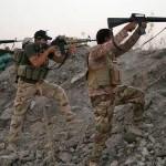 القوات العراقية تحرز تقدما بطيئا جنوبي «الموصل»