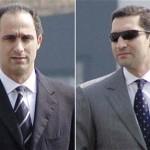 تأجيل قضية اتهام جمال وعلاء مبارك بالتلاعب في البورصة إلى 19مارس