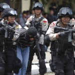 هجوم انتحاري على مركز للشرطة في إندونيسيا