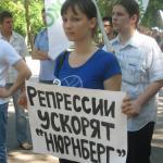 السجن عامين لناشطة سياسية روسية بتهمة