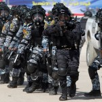 عمليات أمنية موسعة لحصر السلاح في بغداد والبصرة