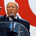 فيديو|السبسي يطالب «النهضة» بدلائل على التحول إلى حزب مدني