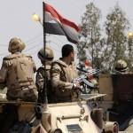 الجيش المصري يعلن مقتل 19 تكفيريا في سيناء