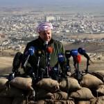 مسؤول كردي: يجب تقسيم العراق بعد هزيمة تنظيم «داعش»