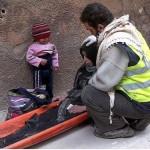 «الأغذية العالمي»: سوريين يقتاتون على العشب في مناطق محاصرة