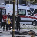 مقتل شخص على الأقل وإصابة 10 بجنوب شرق تركيا
