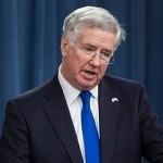 وزير دفاع بريطانيا: لا شك في التزام أمريكا حيال حلف شمال الأطلسي