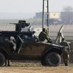 الجيش التركي يطلق النار باتجاه سوريا بعد سقوط صاروخين على «كلس»