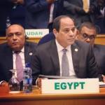 السيسي: 5 ملايين لاجئ يتقاسمون الحياة مع المصريين