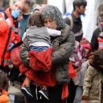 إصابة 3 مهاجرين في إطلاق نار بمخيم للاجئين في فرنسا